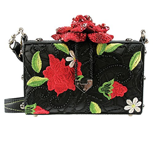 Mary Frances Sangria Handbag