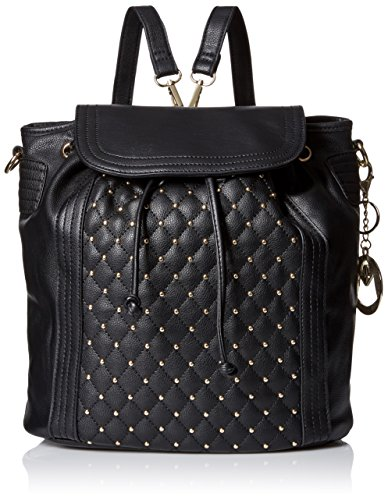 MG Collection Seren Studded Quilted Backpack