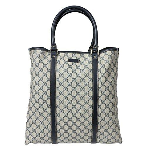 Gucci Guccissima Large Signature Canvas Top Handle Bag