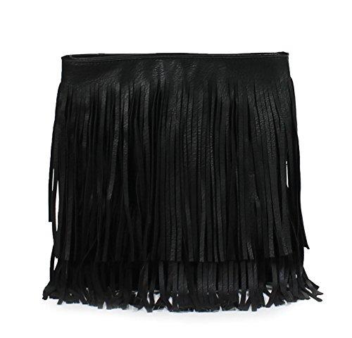 Scarleton Simple Native Style Crossbody Bag H1835