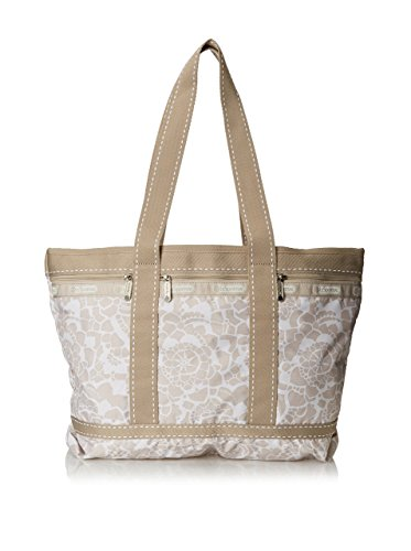 LeSportsac Women's Medium Travel Tote, Island Batik