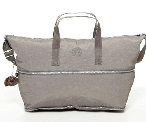 Kipling Jonah Foldable Tote in Celo Grey