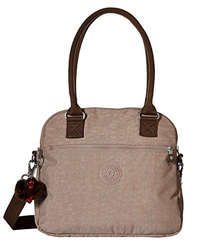 Kipling Cadie Chestnut Comb Handbag