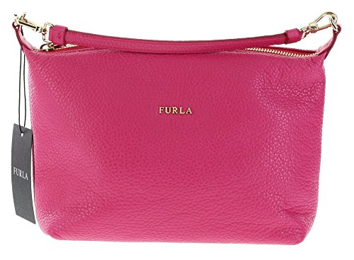 Furla D10 Sophie Handbag Purse Satchel Wristlet in Gloss (030)