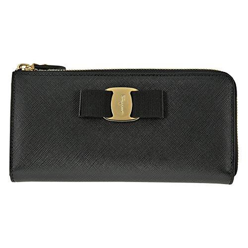 Ferragamo Clutch Bag – Black
