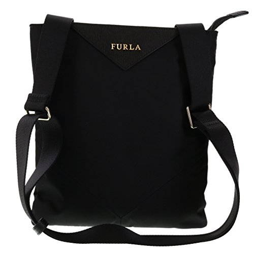 Furla Calypso S50 Crossbody Shoulder Bag Handbag in Onyx