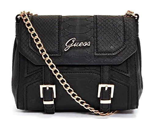 Guess Bael Cross-Body Bag Handbag, Black