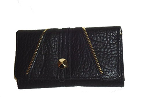 Jessica Simpson Sienna Continental Wallet Clutch Coin Purse