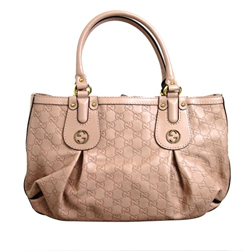 Gucci Guccissima Scarlett Tote Bag Leather Handbag 269953