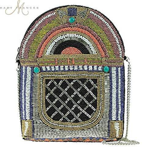 Mary Frances Jukebox Clutch