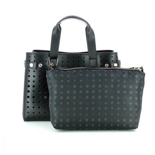 Armani Jeans Handbag Black S/S 16