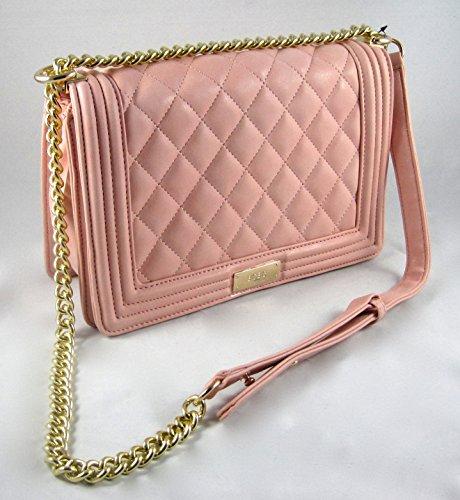 Bcbg Quilted Chain Shoulder Handbag