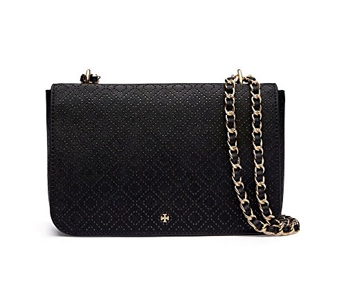 Tory Burch Robinson Perforated Adjustable Shoulder Bag PRICE: $450.00