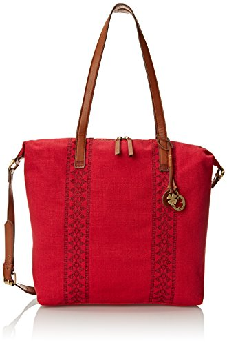 Lucky Brand Grenada Washed Linen Travel Tote