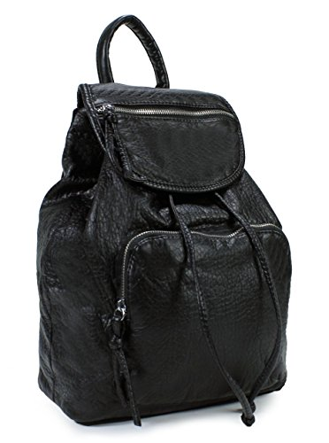 Scarleton Casual Soft Washed Backpack H1714