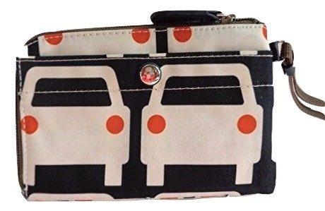Orla Kiely Crossbody Bag Car Pattern