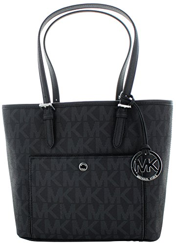 Michael Kors Jet Set Women's Travel Medium Logo Tote Handbag