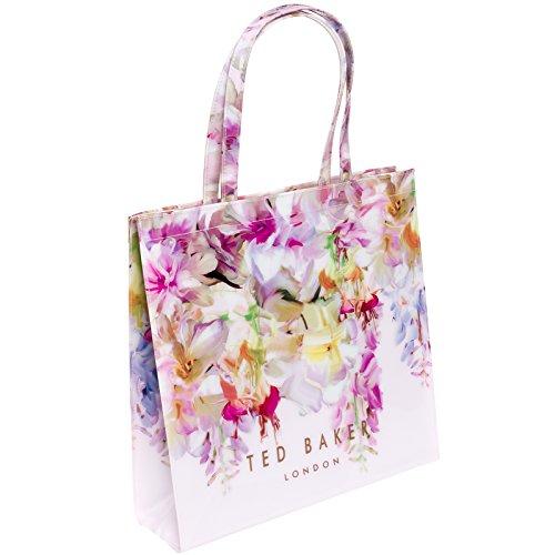 Ted Baker London Gardcon Large Shopper Tote Bag (Baby Pink)