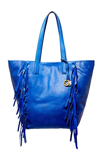 Lucky Brand Bailey Tote (Surf Blue)