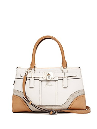 GUESS Greyson Color-Blocked Small Satchel