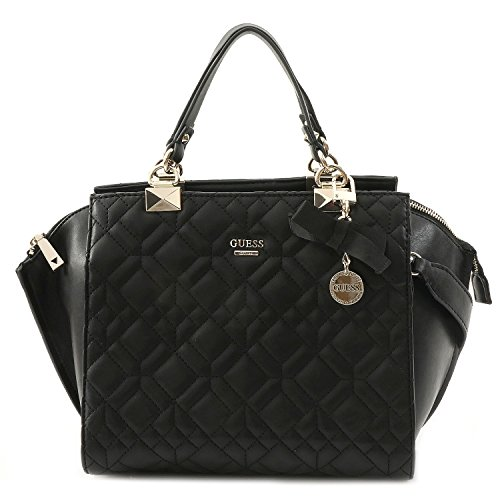GUESS Women's Ines Black Tote