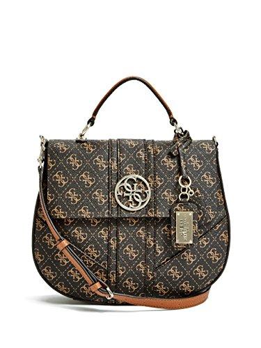 GUESS Lena Quattro G Top Handle Bag