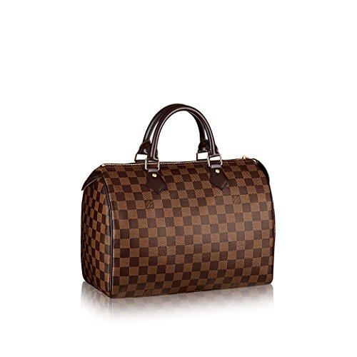 Louis Vuitton Damier Ebene Canvas Speedy 30 N41364