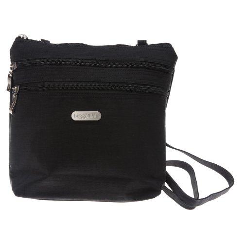 Baggallini Zipper Crossbody Travel Bag