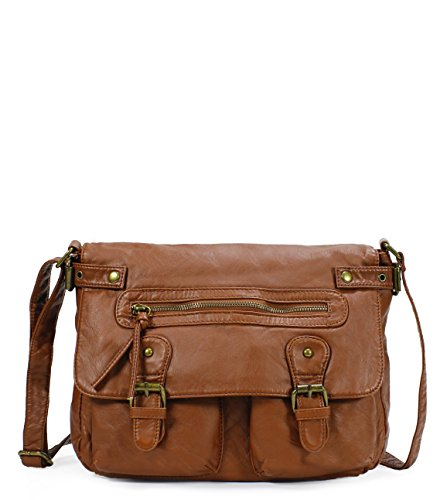 Scarleton Typical Soft Washed Crossbody Bag H1831