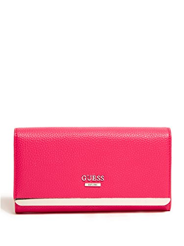 GUESS Women's Largo Pebbled Wallet