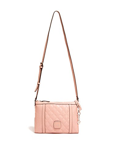 GUESS Women's Maxton Glazed Logo Cross-Body