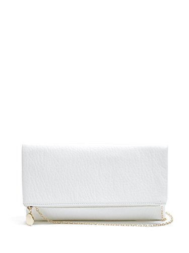 GUESS Fold-Over Clutch