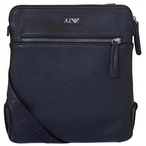 Armani Jeans B621H Zip AJ Black Bag