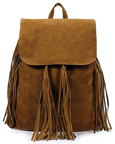 Scarleton Fashionable Amerind Style Backpack H1855