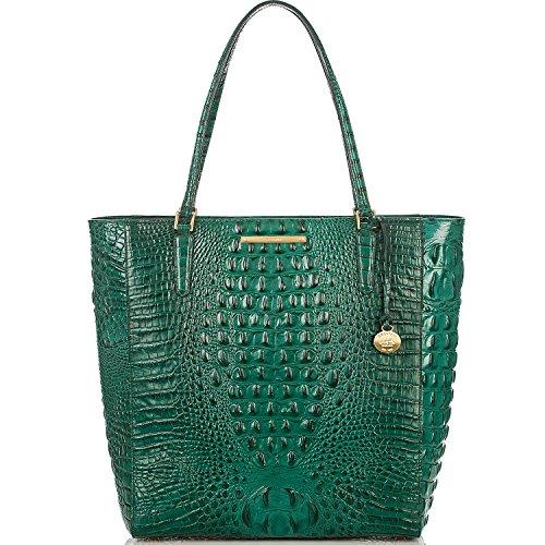 Brahmin Harrison Tote Bayleaf Melbourne Leather Bag