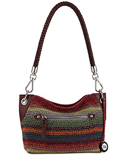 The Sak Portola Crochet HoboGypsy Stripe