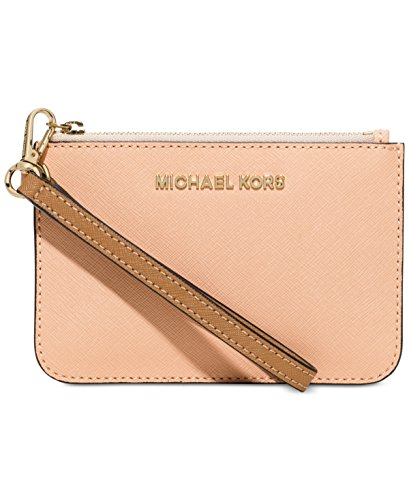 MICHAEL Michael Kors Colorblock Small Wristlet, Only at Macy's Nude/Peanut/Gold