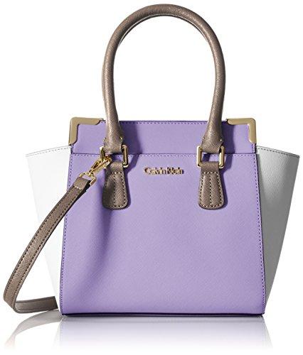 Calvin Klein Saffiano Convertible Cross Body Bag