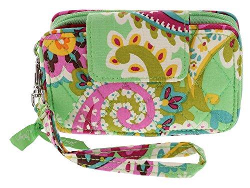 Vera Bradley Smartphone Wristlet Wallet in Tutti Frutti