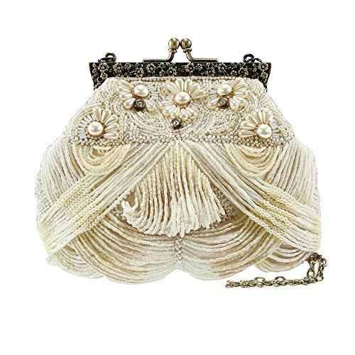 Mary Frances Victorian Mini Handbag