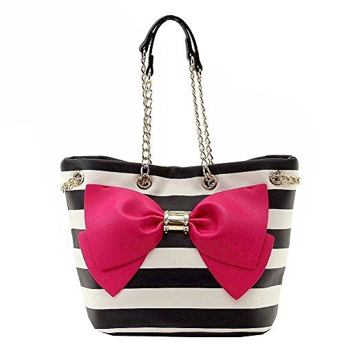 Betsey Johnson Still Hopeless Romantic Bucket Bag