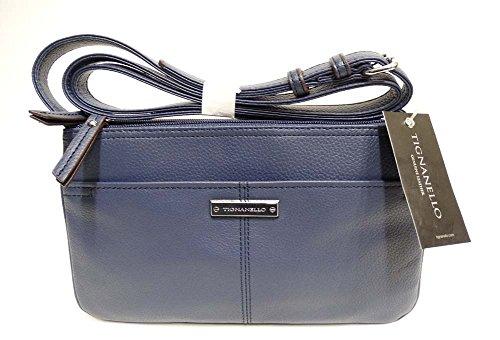 Tignanello Swing Pack Cross Body Sailor Blue T15071A