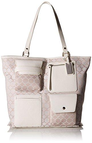 Nine West Pop Pocket Tote Bag