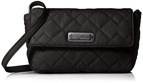 Marc by Marc Jacobs Crosby Quilt Leather Julie Cross-Body Bag