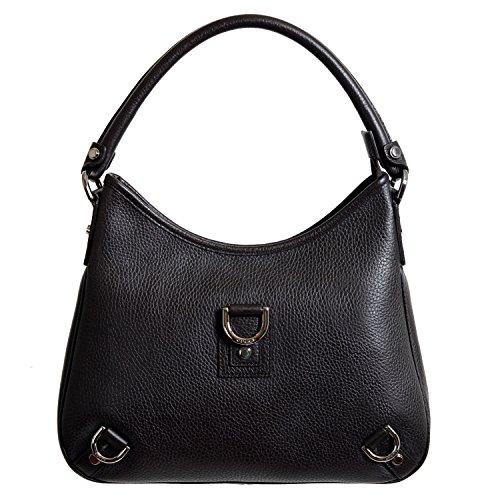 Gucci Women's Dark Brown 100% Leather Handbag Shoulder Bag