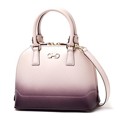 Salvatore Ferragamo Handbag (2-Way)/DARINA PRINTED CALF