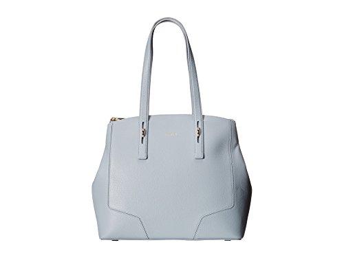 Furla Perla Medium Tote w/ Zip Handbag Nuvola