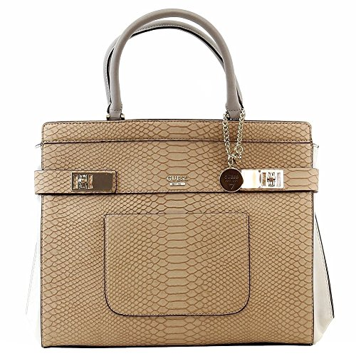 GUESS Milo Carryall Satchel
