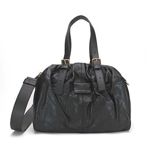 Marc by Marc Jacobs Gather Round Satchel, Black