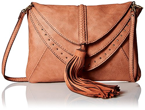STEVEN Baylee Multi Pocket Cross Body, Melon, One Size